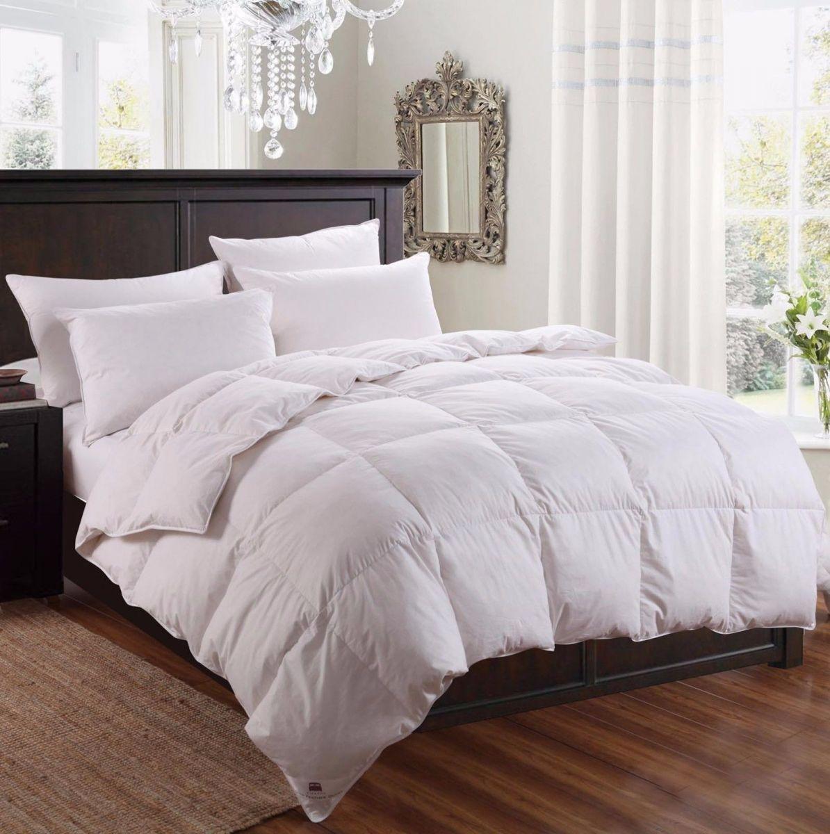 13 5 tog heavy winter warm hollow fibre quilt duvet all. Black Bedroom Furniture Sets. Home Design Ideas
